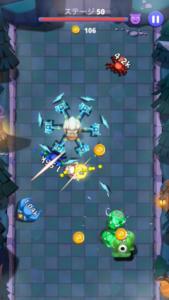 angry granny legend(アングリー グラ二ー レジェンド)の攻略 | 序盤攻略のコツは敵の倒し方にある!