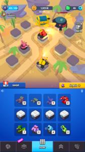 Merge Tower Bots(マージタワーボッツ)の序盤攻略 | ランクの上げ方の重要性を解説!